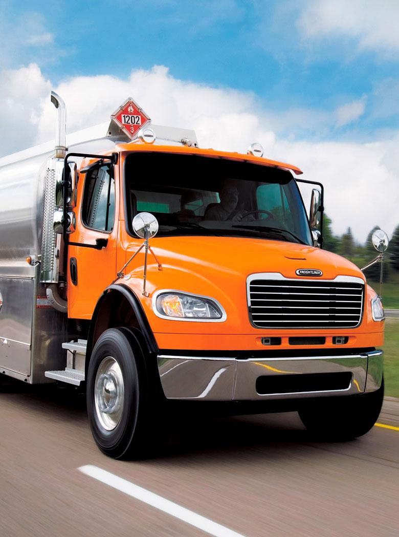 Camiones de carga Freightliner