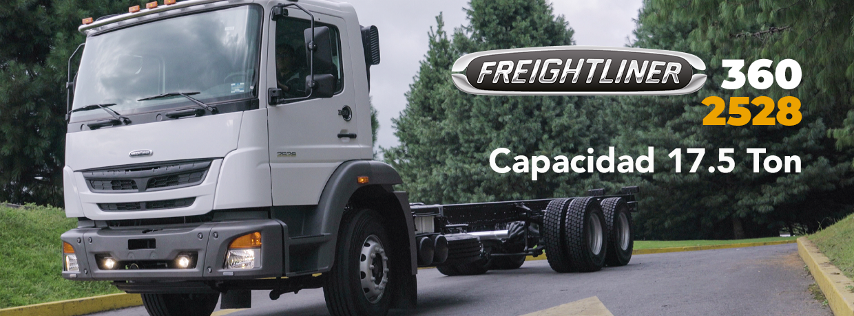 Camion Freightliner 2528